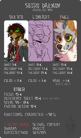 COMMISSION PRICELIST 2017 [OUTDATED] by Shiro-Daemon