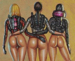 RE Revelations babes (nude) by Edi-The-Mad
