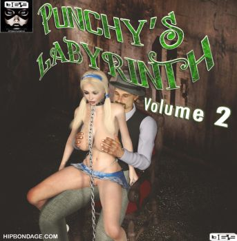 Cover of Punchy's Labyrinth Volume 2 by B69comics