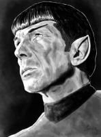 Mr. Spock by Coleman