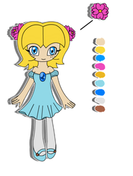 ::Lilly's New Look 2018:: by LillyTheSeedrian