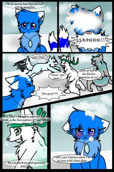 Shattered Ice Pt3 by DevilsRealm