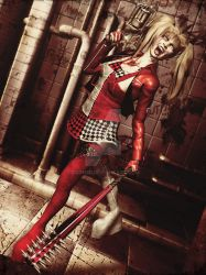 Harley Quinn by Zoon3d