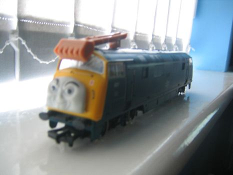 MR Custom model - Diesel 10 01 by Pokelord-EX