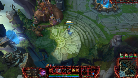 Shyvana Stream Overlay ReDesign by GDIForces