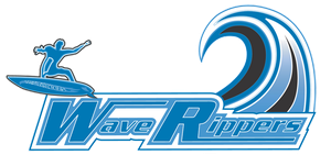 Wave Rippers Logo by fonypan