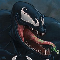 Daily Sketches Venom by fedde