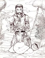 Uther Pendragon by AngelaSasser