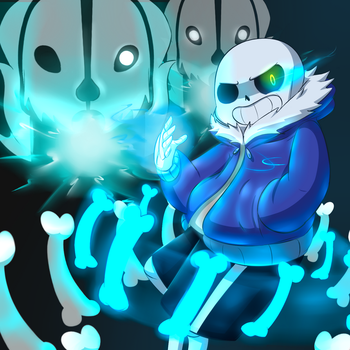 YOU'RE GONNA HAVE A BAD TIME, KIDDO! by Caguiat233