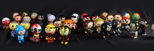 World of Bobble Budds by StateOfTheArt-toys
