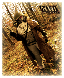 Fallout NCR Ranger Cosplay by Allyson-x