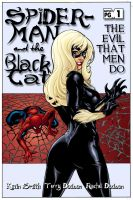 Black Cat by Alentrix