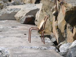 old chair by VaybsStocks