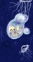 Derpy and her dreams by DonEnaya