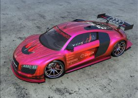 audi r8 by masvaley