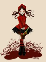 Little Red by Hellatina