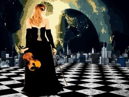 In The Name Of Love, Faithful And The Violin by AntiCodex