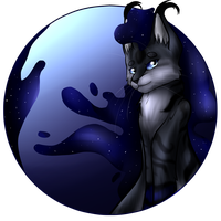 (COMM) Shadowcat button for xShade150 by BlizzardBrick