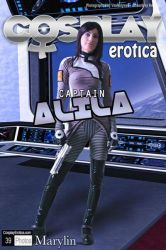 Mass Effect Cosplay cover by mealee