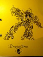 Bumblebee by LadyIronhide