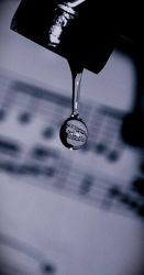 A drop of music by M00SHY