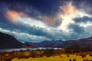 Ullswater, Lake District by newcastlemale