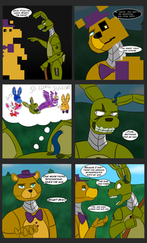 Spring-trapped #24 - Terms and Conditions by RuneVix