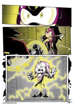 Death of Espio Colours by palmaay