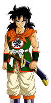 Colored 010 - Yamcha 001 by VICDBZ