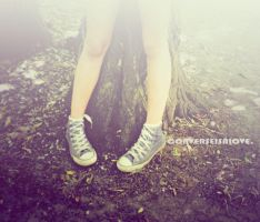 Converse is a love. by copcocuk