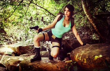 Tomb Raider by Shermie-Cosplay