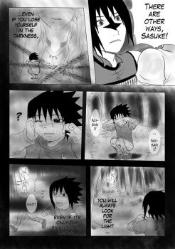 SasuNaru Light in the Dark7 26 by Midorikawa-eMe111