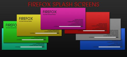 Firefox Splash by bendenfield