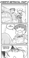 ToaG: Cheeto Betrayal Part 2 by TriaElf9