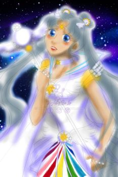 Sailor Cosmos (Scribble)