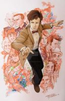 Doctor Who by KidNotorious