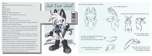 Ice The Wolf - 2014 reference by Goophou