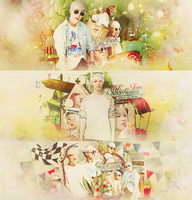 [PSD]: ChunJoe Couple by Jenny3110