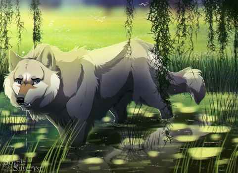WoLF:. The day to day of a loner by Soyala-Silveryst