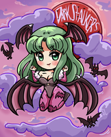 Morrigan by SamaiMurai