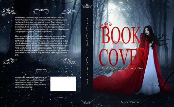 Premade Cover Book 2 by marcosnogueiracb