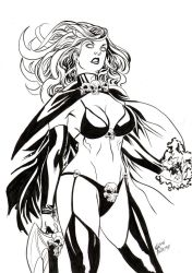 LAdy Death by undergrace777
