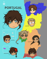 Portugal and His Regions by hime1999
