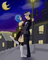 Contest: Under the Moon Light by hopelessromantic721