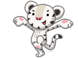 Soohorang is Here by zipadeelady