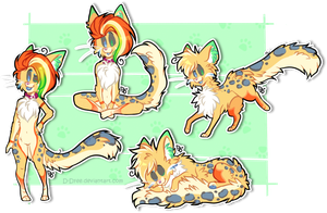 CHIBI PACK #5 by D-Dyee