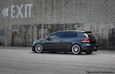 MK6 GTI Klutch IV by QuicksilverFX
