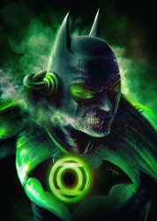 Batman: The Dawnbreaker by junkome
