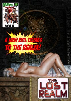The Lost Realm - Issue 15 by battlestrength