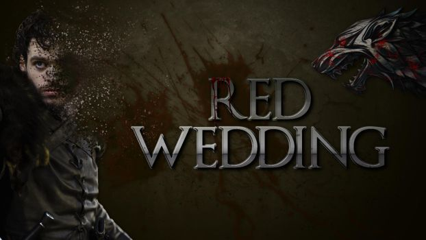 Sketch: Game of Thrones - Red Wedding Wallpaper by StramboZ